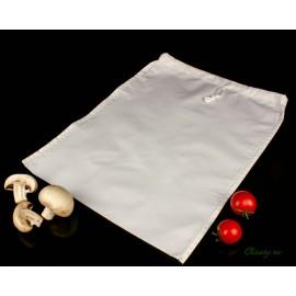 Мешок лавсановый со шнурком 45х72 см для фильтрации и прессования