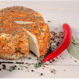 Ингредиенты для сыров со специями, Качотта, Белпер Кнолле, Халлуми, Хаварти и других, на 100л молока