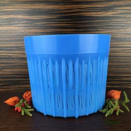 Форма для сыра на 6000-8000г, плетеная корзинка, тип Канестрато (Canestrato)
