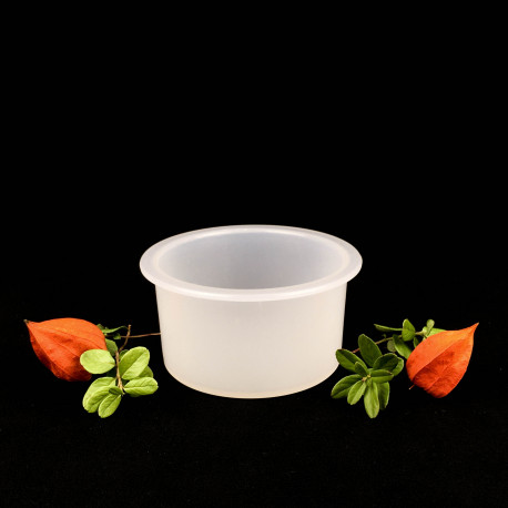 Форма для сыра Сулугуни, объем 400мл, без отверстий