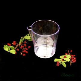 Мерный стакан 200мл