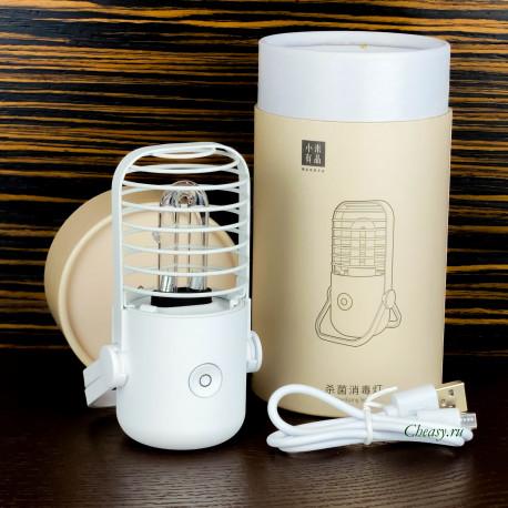 Бактерицидная лампа Xiaomi Xiaoda, портативная