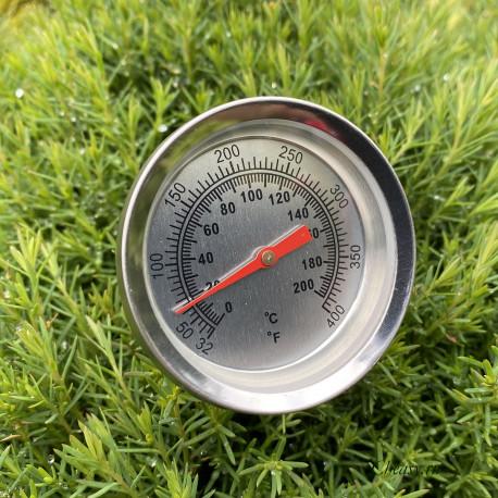 Механический кухонный термометр c длинным щупом