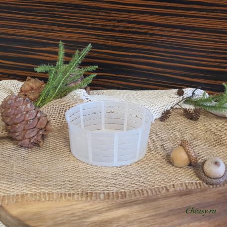Форма для сыра до 150г, корзиночка для Рикотты, Anelli Lodi