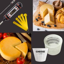 Набор для обучения Cheese-Lab, Сыродел
