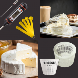 Набор для обучения Cheese-Lab, Мастер