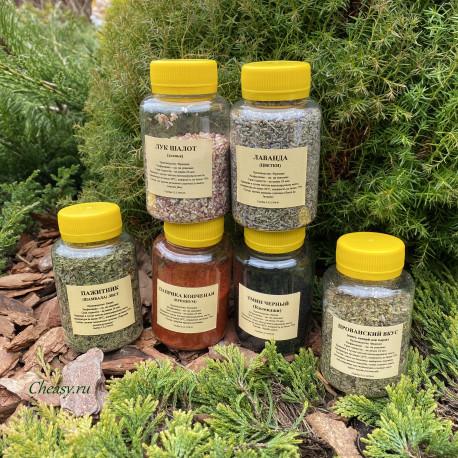 Набор специй и трав, 6 видов