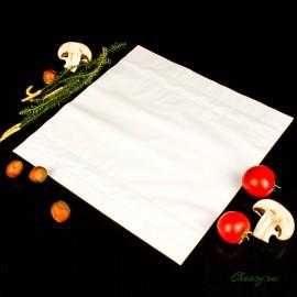 Двухслойная бумага для хранения и созревания сыра, пачка 500 листов 210х210 см