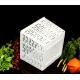 Форма для сыра на 500г, квадратная корзинка, Anelli Lodi