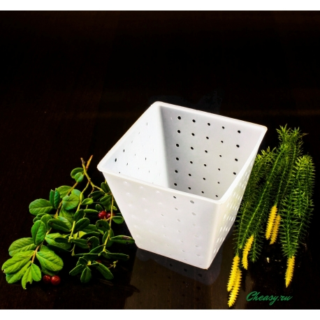 Форма для сыра Valencay (Валансе), усеченная пирамида