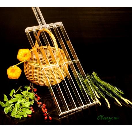 Лира для сыра, пластиковая, 250х110 мм