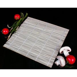 Коврик бамбуковый для созревания сыра 24х24 см