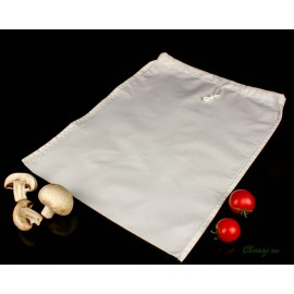 Мешок лавсановый со шнурком прямоугольный 40х30 см