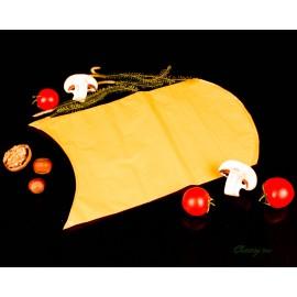 Пакет для созревания и хранения сыра 18х25см желтый