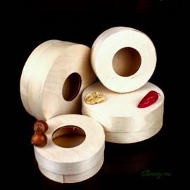 Коробка для сыров с плесенью (Камамбер, Кроттен, Бри и др.)