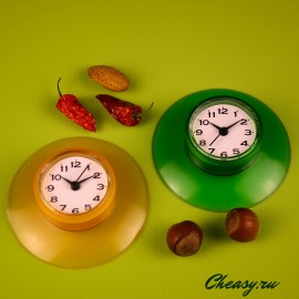 Часы водонепронецаемые силиконовые