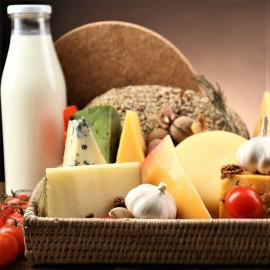 Вспомогательные ингредиенты и ароматообразующие культуры для сыра