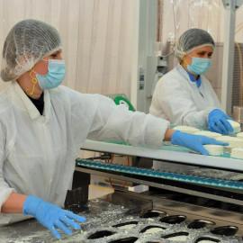 Спецодежда для пищевого производства, средства защиты и дезинфекции