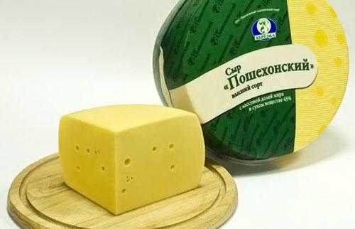 Пошехонский сыр рецепт