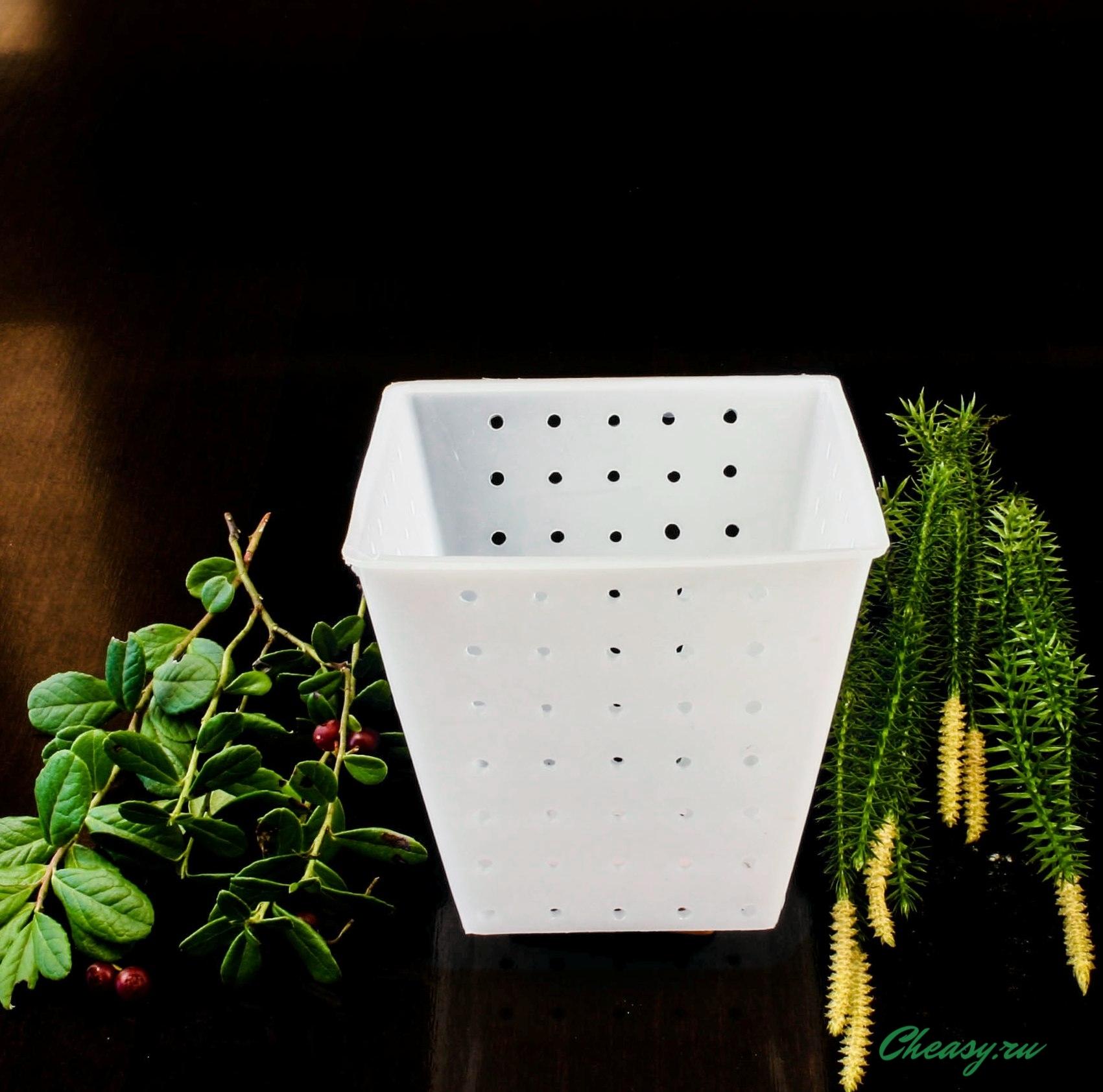 форма для сыра Валансе (Valencay) пирамида